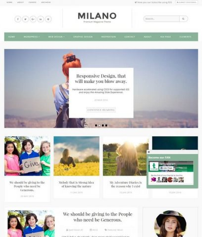 Milano-Best-Free-Responsive-Latest-Blogger-Website-Templates