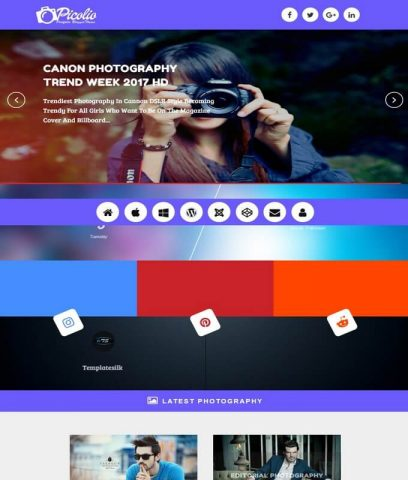 Picolio-Best-Free-Responsive-Latest-Blogger-Website-Templates