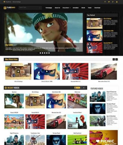 TubeMag-Best-Free-Responsive-Latest-Blogger-Website-Templates