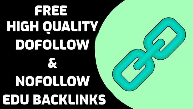 Free high authority & high quality edu backlinks | Dofollow & Nofollow seo backlinks in hindi 2019