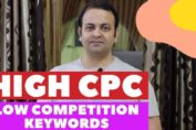 High traffic low competition keywords | Micro niche website keyword list ideas